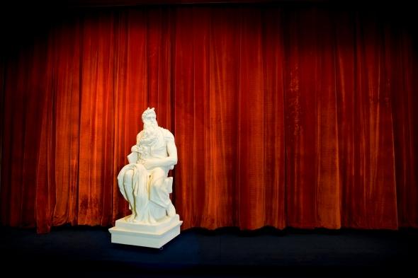 Tehnica Schweiz - Gergely László & Péter Rákosi: The Idol of Denial (Arbeitstitel). 2013. Video