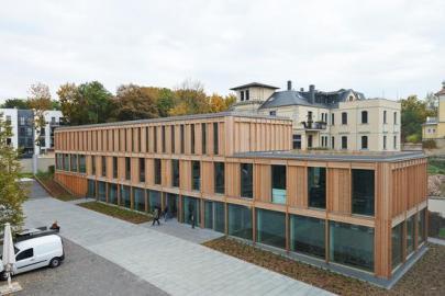 Bibliothek. Foto: BURG/Sascha Linke